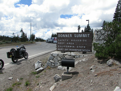 CA- Donner Summit