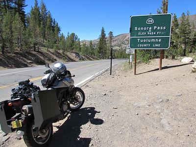 California Passes & Gaps