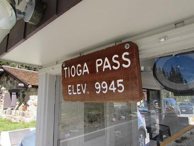 CA- Tioga Pass