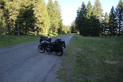 ID- Bootjack Pass