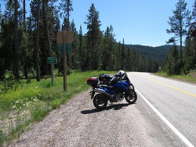 Idaho Passes & Gaps