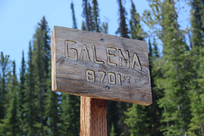 ID- Galena Summit