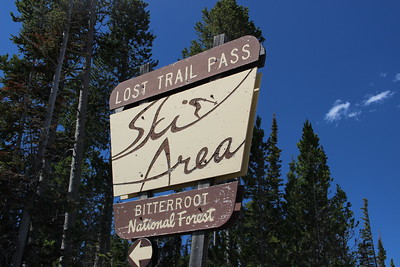 ID- Lost Trail Pass