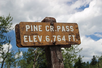 ID- Pine Creek Pass