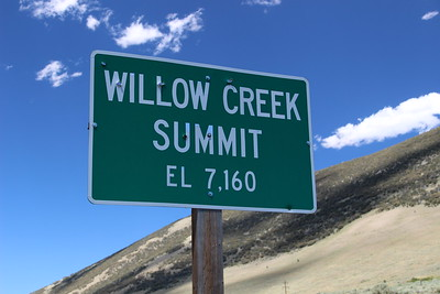 ID- Willow Creek Summit