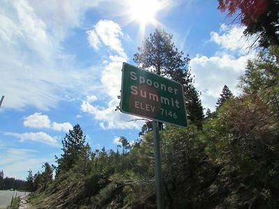 Nevada Passes & Gaps