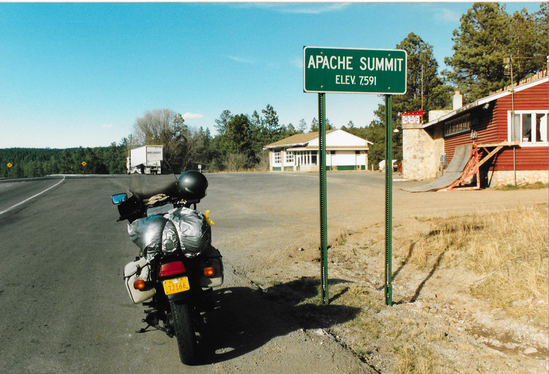 Apache Summit (3/17/1989).