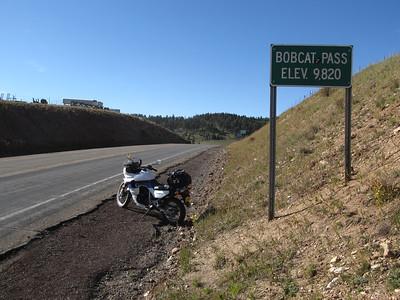 NM- Bobcat Pass (Taos/Colfax Cnty.'s)