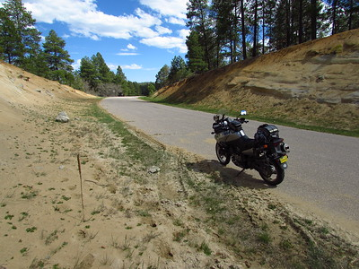 NM- Continental Divide (Indian Route J15)