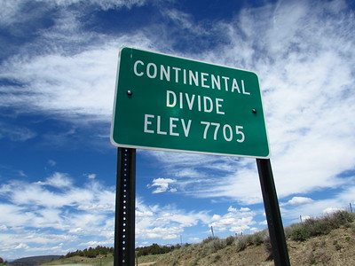 NM- Continental Divide (Indian Route J8)