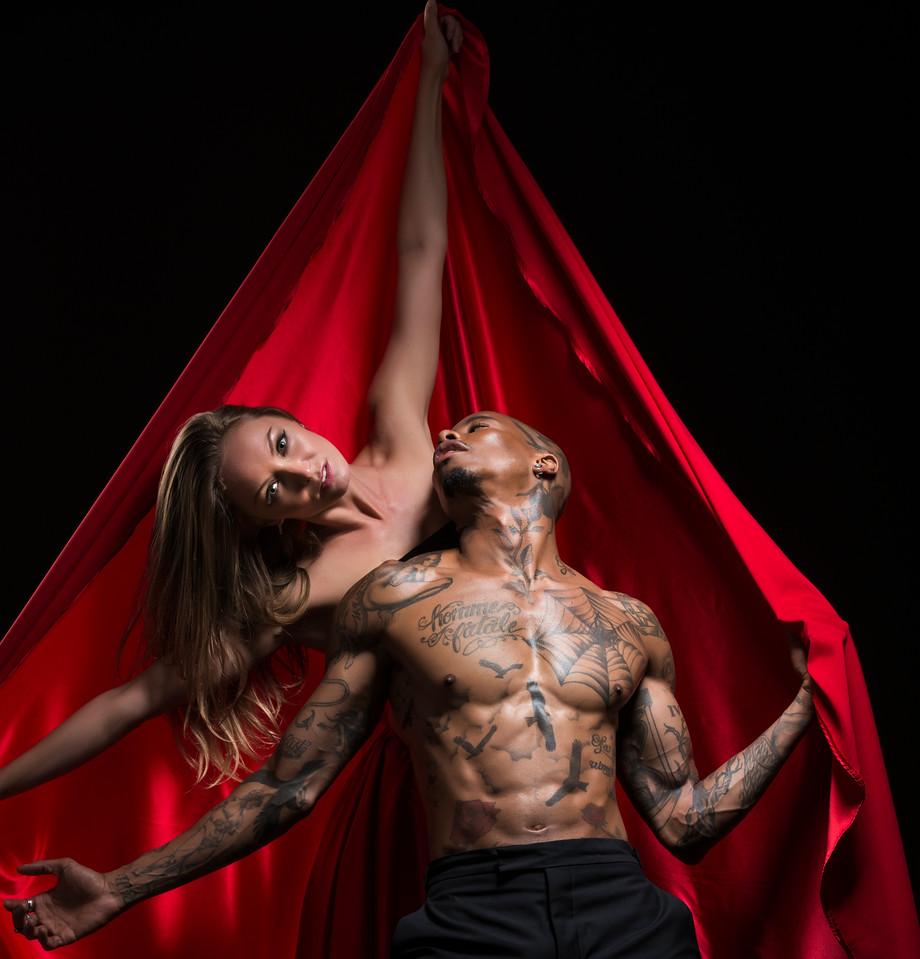 Models: Nataly Galla and Antino Angyl Crowley, Wardrobe Stylist: Elena of Stylish-Solutions