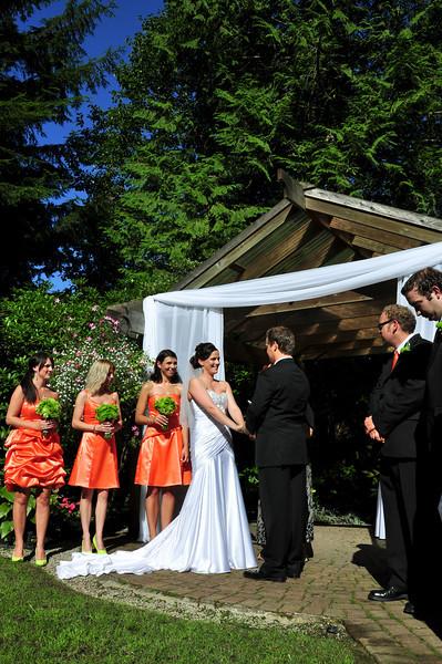 Elicia & Philipp Ceremony