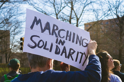 Solidarity March | Feb 19 | Pittsburgh PA