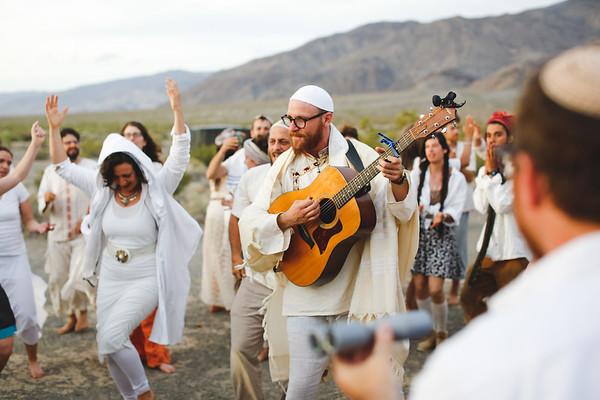 Passover in the Desert 2018