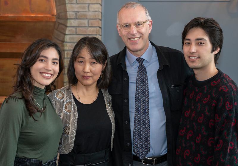 Sofie, Yuni, Richard, Noah