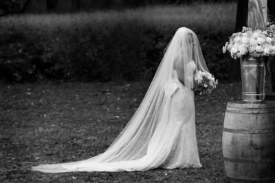Biggs Wedding Black and White