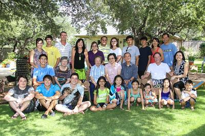 Jow Family Reunion