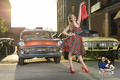 Beatersville - Boudoir Louisville Pinup Shoot-32