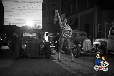 Beatersville - Boudoir Louisville Pinup Shoot-45