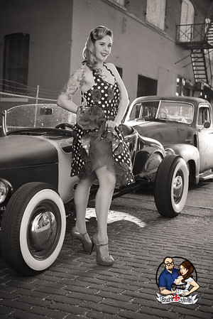 Beatersville - Boudoir Louisville Pinup Shoot-19