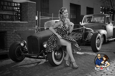 Beatersville - Boudoir Louisville Pinup Shoot-22