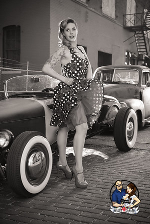 Beatersville - Boudoir Louisville Pinup Shoot-14