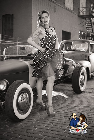 Beatersville - Boudoir Louisville Pinup Shoot-16