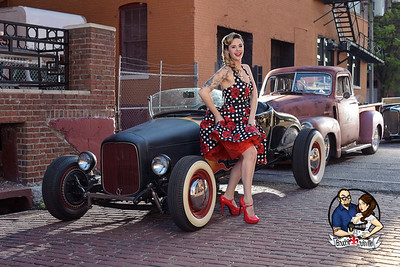 Beatersville - Boudoir Louisville Pinup Shoot-6