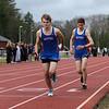 Winnacunnet's Boys and Girls Track vs Exeter High School at Tuesday's Dual Track meet on 5-3-2016 @ EHS.  Matt Parker Photos