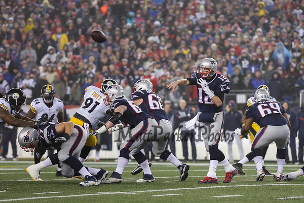 2017-1-22 Patriots vs Steelers AFC Championships