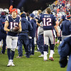 New England Patriots vs Pittsburgh Steelers  2017 NFL AFC Conference Championships football game on Sunday 1-22-2017 @ Gillette Stadium, Foxboro, MA.  Patriots-36, Steelers-17.  Matt Parker Photos