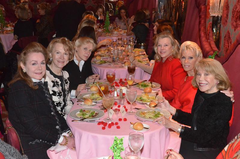DSC_3032-Ursula Lowerre, Elizabeth Stribling, Karen Clark, Jeanne Lawrence, CeCe Black, Sondra Gilman