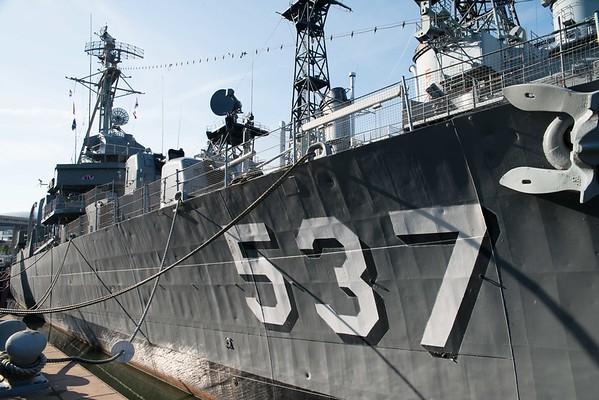 USS The Sullivan Field Days 2016-7
