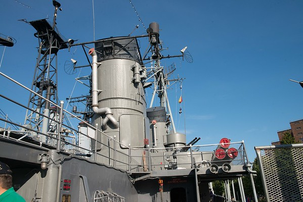 USS The Sullivan Field Days 2016-1