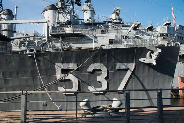 USS The Sullivan Field Days 2016-4