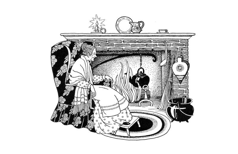 Original Illustration: Marion Humphreys Matchitt