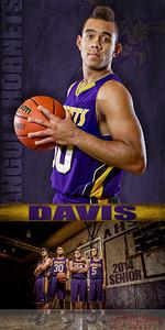 Justin Davis Banner