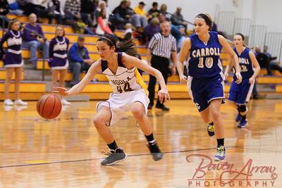 JV GBBall vs Carroll 20140129-0255