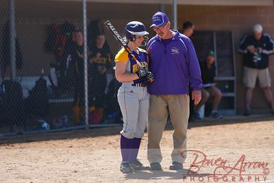 Softball vs Northwood 20130412-0027
