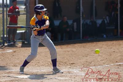 Softball vs Northwood 20130412-0023