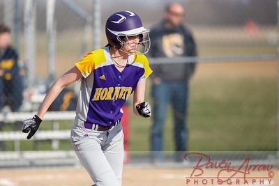 Softball vs Fairfield 20140417-0027