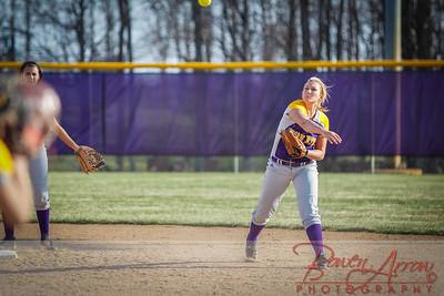 Softball vs Fairfield 20140417-0064