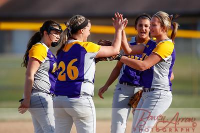 Softball vs Fairfield 20140417-0074