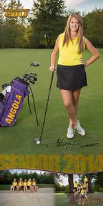 Brimmer Golf Banner