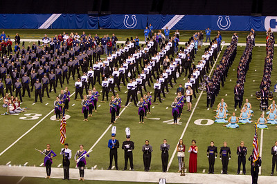 AHS Marching Band State 2014-0205