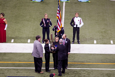 AHS Marching Band State 2014-0209