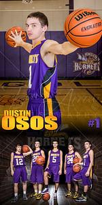 Dustin Osos BBall Banner