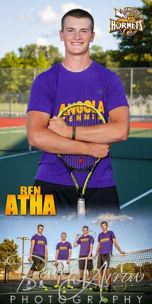 Ben Atha Banner