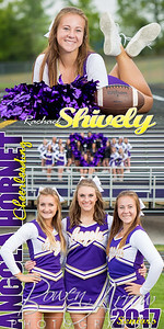 Rachael Shively Cheer Banner