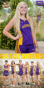 XC Grace Siders Banner